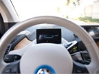 A 5.5-inch digital display provides data about operating modes, speed,