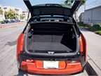 The rear compartment provides 36.9 cubic feet of cargo space, enough