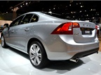 For 2013, the Volvo S60 features an improved inline five-cylinder