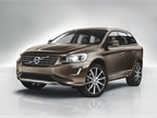 The XC60 features a redesigned front end, and single-body-color