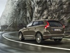 Cornering Lights on the XC60 (pictured) and the S60 adjust the front
