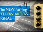 Flashing Yellow Arrow Turn Signals